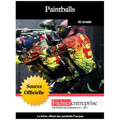 Fichier des paintballs