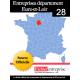 Fichier email 28 Eure et Loire