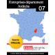 Fichier email 07 Ardèche