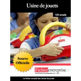 Fichier des usines de jouets