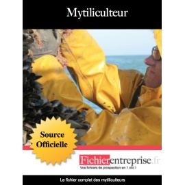 Fichier des mytiliculteurs