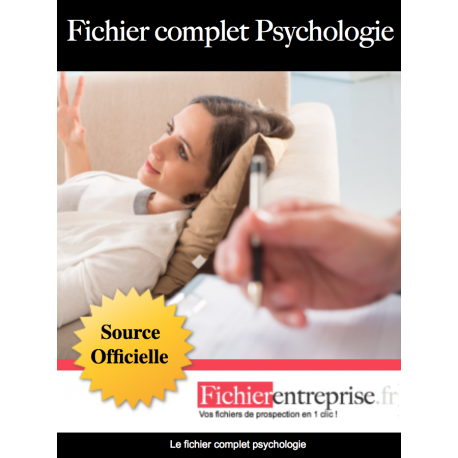 Fichier complet psychologie