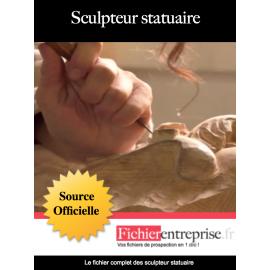 Fichier des sculpteurs statuaires