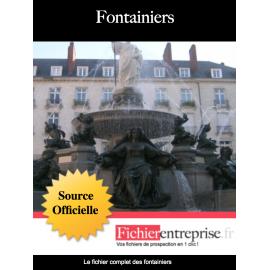 Fichier des fontainiers