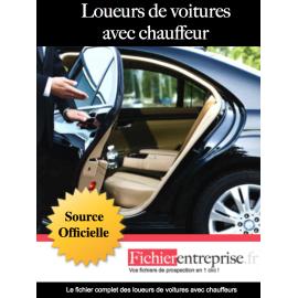 Fichier location voiture avec chauffeur