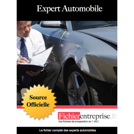 Fichier des experts automobiles.