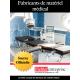 Fichier email fabricants matériel médical