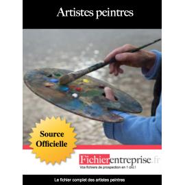 Fichier des artistes peintres