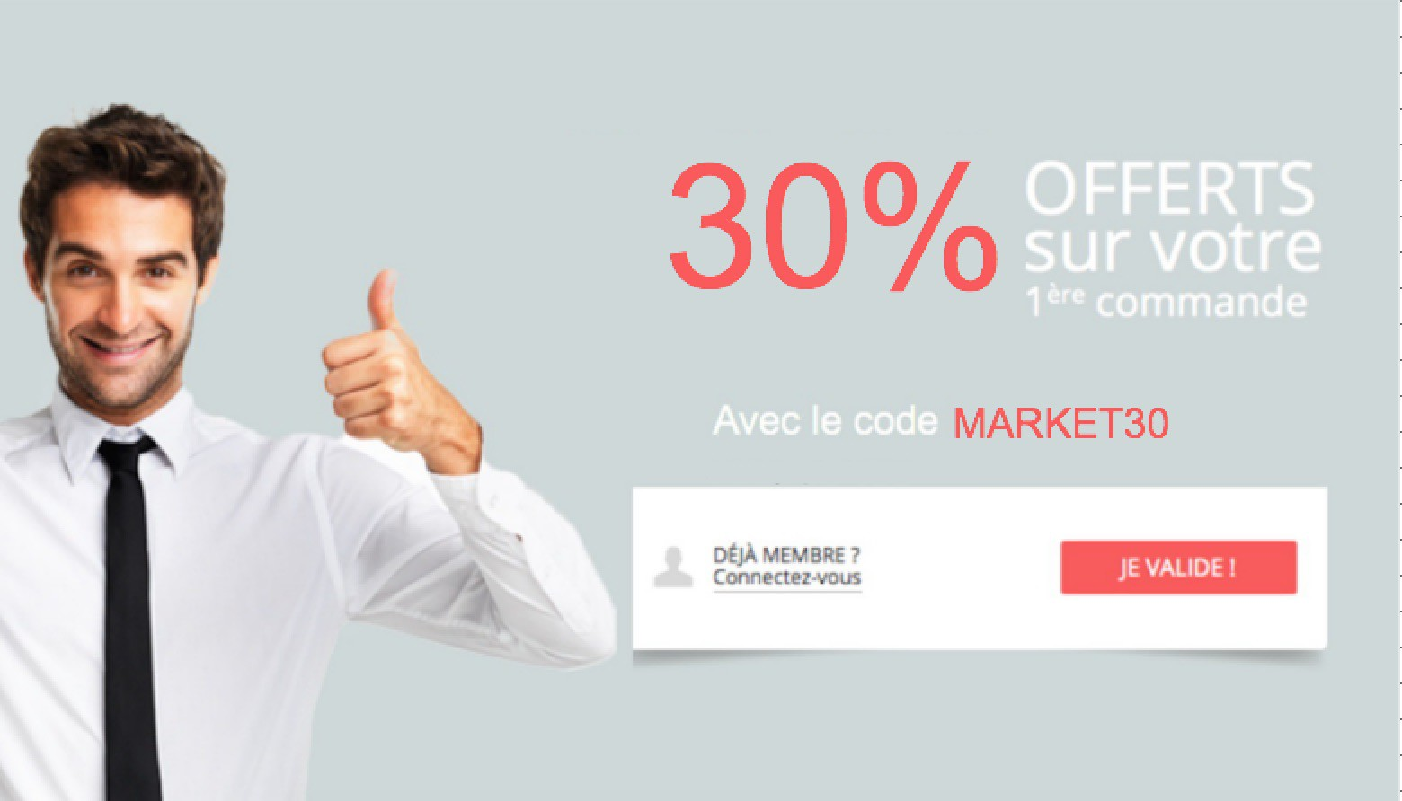 30% DE REDUCTION