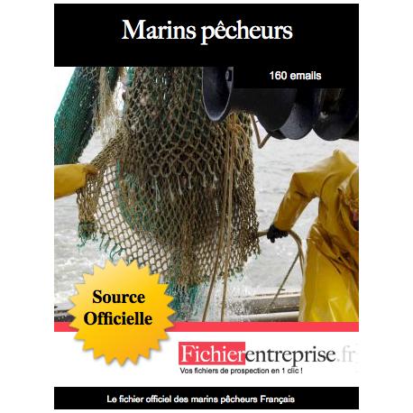 Fichier des marins pêcheurs