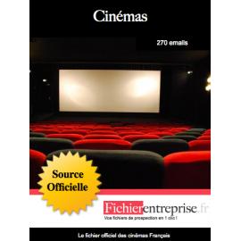 Fichier des cinémas