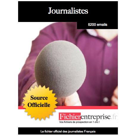 Fichier des journalistes