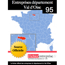 Fichier email 95 val d'oise