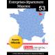Fichier email 53 Mayenne