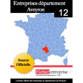 Fichier email 12 Aveyron