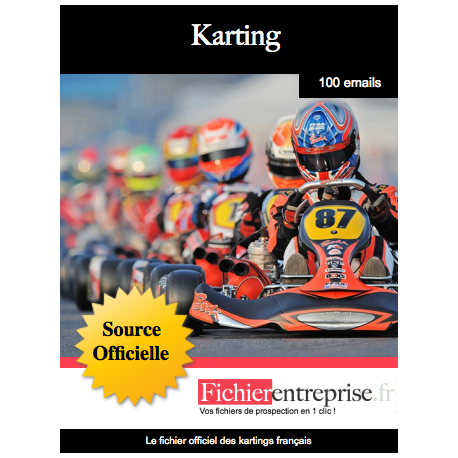 Fichier des kartings