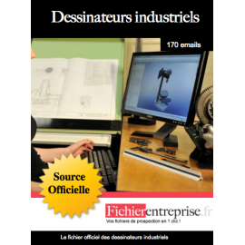 Fichier des dessinateurs industriels