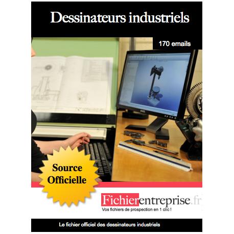 Fichier des dessinateurs industriels