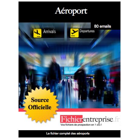Fichier des aéroports
