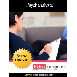 Fichier email des psychanalystes