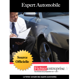 Fichier des experts automobiles