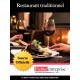 Fichier des restaurants traditionnels