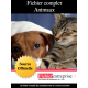 Fichier complet animaux