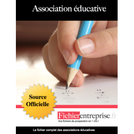 Fichier des associations éducatives