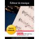 Fichier email des éditeurs de musique
